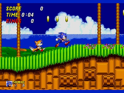Соник 2 / Sonic The Hedgehog 2