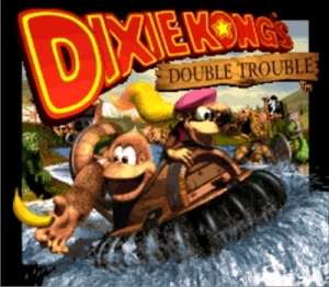 Страна Донки Конга 3 / Donkey Kong Country 3 - Dixie Kong's Double Trouble