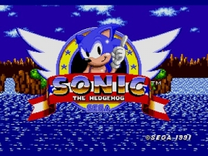 Соник / Sonic The Hedgehog