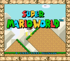Супер Марио / Super Mario World
