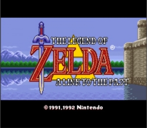Легенда о Зельде / Legend of Zelda, The - A Link to the Past