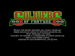 Солдаты Удачи / Soldiers of Fortune