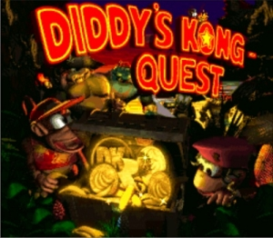 Страна Донки Конга 2 / Donkey Kong Country 2 - Diddy's Kong Quest