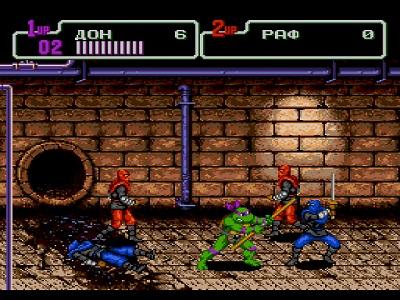 Черепашки Ниндзя / Teenage Mutant Ninja Turtles - The Hyperstone Heist