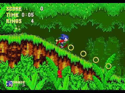 Соник 3 / Sonic The Hedgehog 3