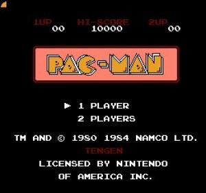 Пакман / Pac-Man