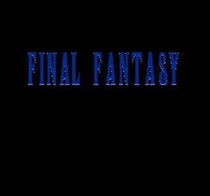 Последняя Фантазия / Final Fantasy