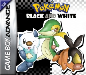 Покемон / Pokemon Black And White