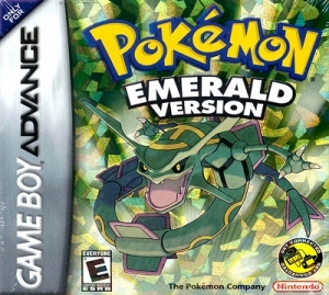 Покемон / Pokemon – Emerald Version
