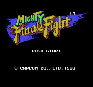 Последняя Битва / Mighty Final Fight