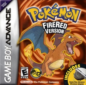 Покемон / Pokemon – Fire Red Version